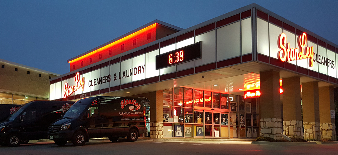 StanLey Cleaners & Laundry